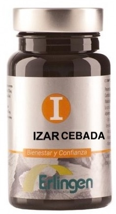 Erlingen Izar Cebada Germinada 60 comprimidos