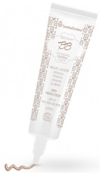 Esential Aroms Color Control BB Cream Nº1 Light 30ml