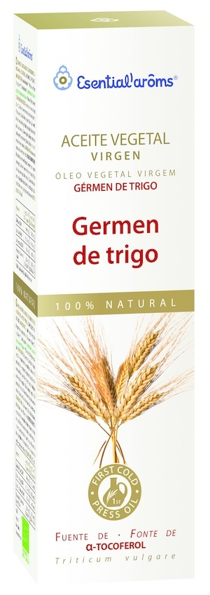 Esential Aroms Germen de Trigo Aceite Vegetal 100ml