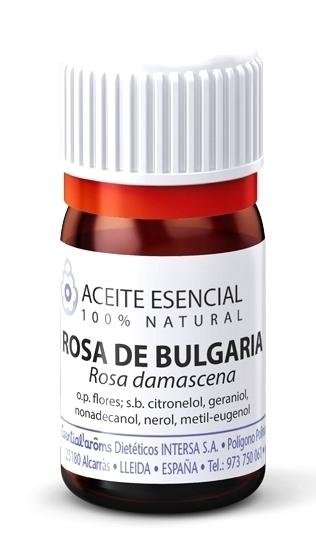 Esential Aroms Rosa de Bulgaria Aceite Esencial 5ml