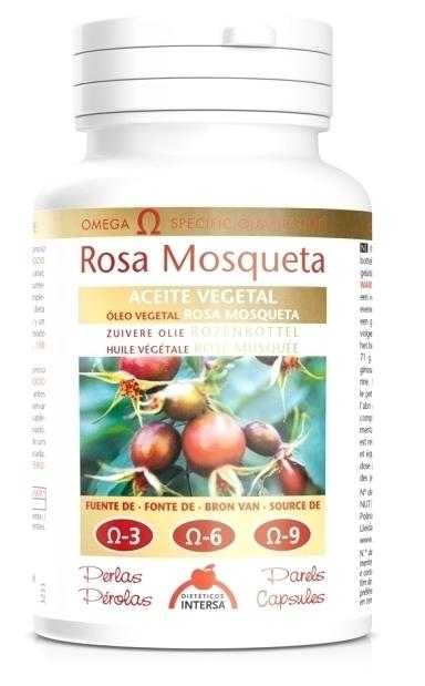 Esential Aroms Rosa Mosqueta 100 perlas