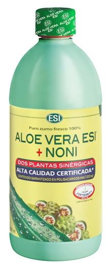 ESI Aloe Vera Zumo + Noni 1 litro