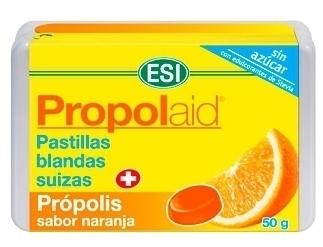 ESI Propolaid Pastilla Blanda Naranja 50gr