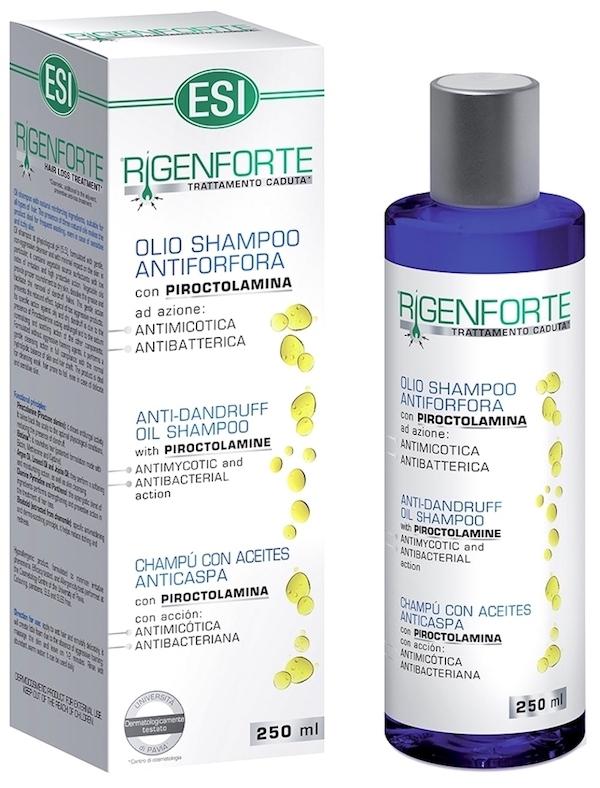 ESI Rigenforte Champú Anticaspa con Aceite 250ml