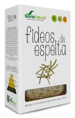 Soria Natural Fideo de Espelta 250gr