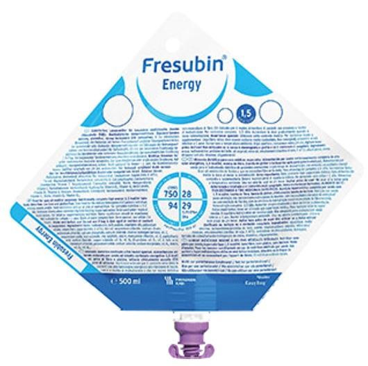 Fresenius Kabi Fresubin Energy 15 Envases de 500ml