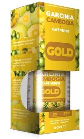 Novity Garcinia + Café Verde Gold 500ml