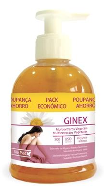 Dietmed Ginex Jabón Liquido 500ml