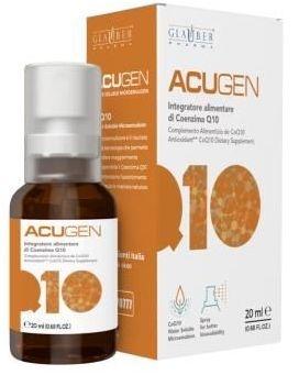 Glauber Pharma Acugen Coenzima Q10 Spray 20ml