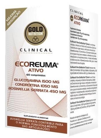 Gold Nutrition Ecoreuma Activa 60 comprimidos