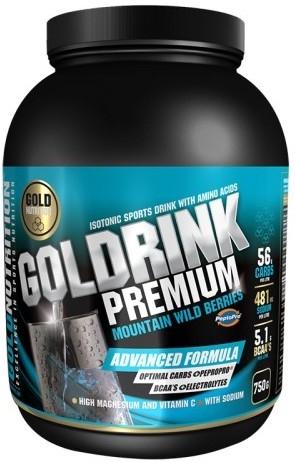 Gold Nutrition Gold Drink Premium Sabor Frutos Silvestres 750gr