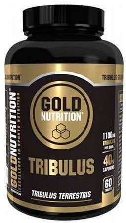 Gold Nutrition Tribulus 550mg 60 comprimidos