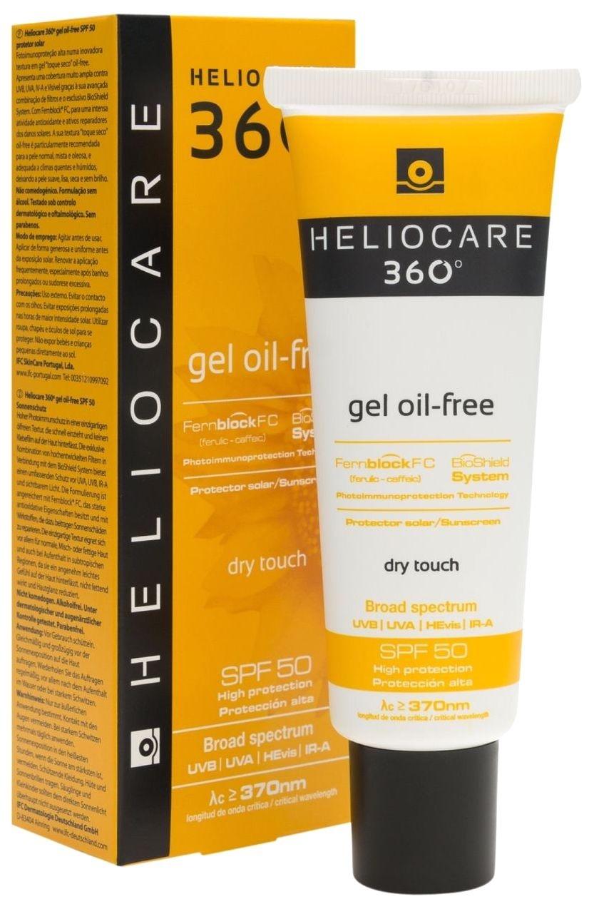 Heliocare 360º Gel Oil-Free SPF50+ 50ml