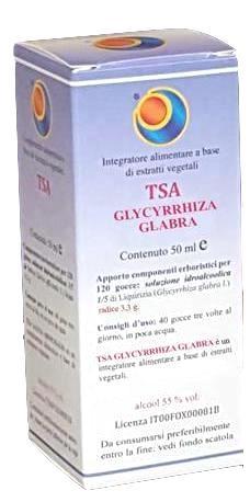 Herboplanet TSA Glycyrrhiza Glabra Raiz 50ml