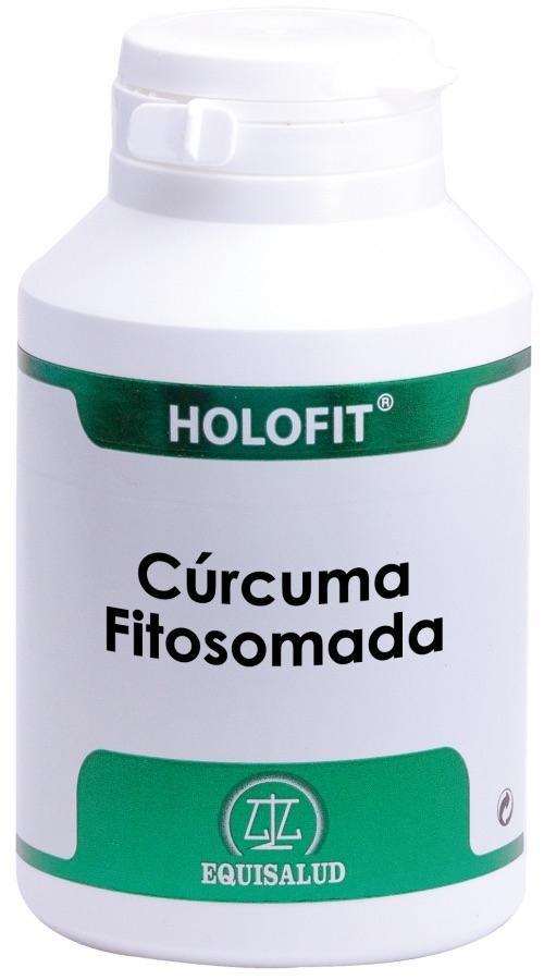 Equisalud Holofit Cúrcuma Fitosomada 180 cápsulas