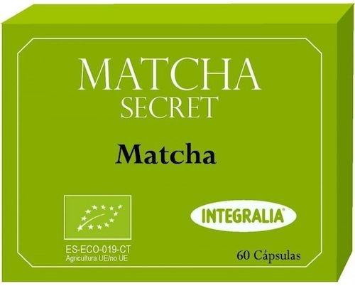 Integralia Matcha Secret ecologico 60 capsulas