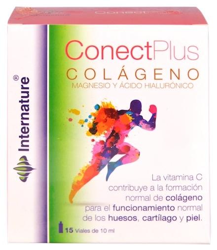 Internature Conectplus Colágeno 15 ampollas