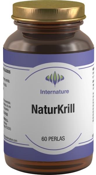 Internature Naturkrill 60 perlas