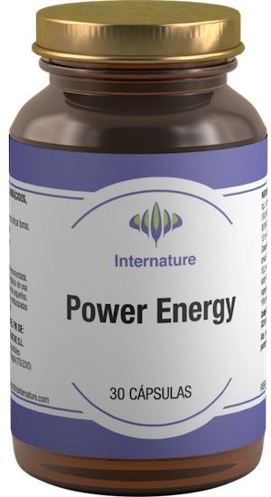 Internature Power Energy 30 cápsulas