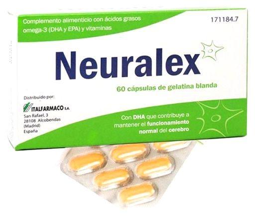 Italfarmaco Neuralex 60 cápsulas