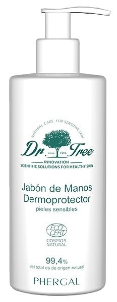 Dr.Tree jabón de manos ecológico 300 ml