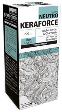 Dietmed Keraforce Neutro Champú 200ml