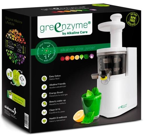 maquina-zumos-verdes-greenzyme-43rpm-cold-press
