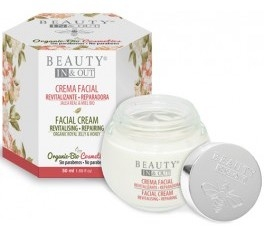 Marnys Beauty In & Out Crema Facial Revitalizante 50ml