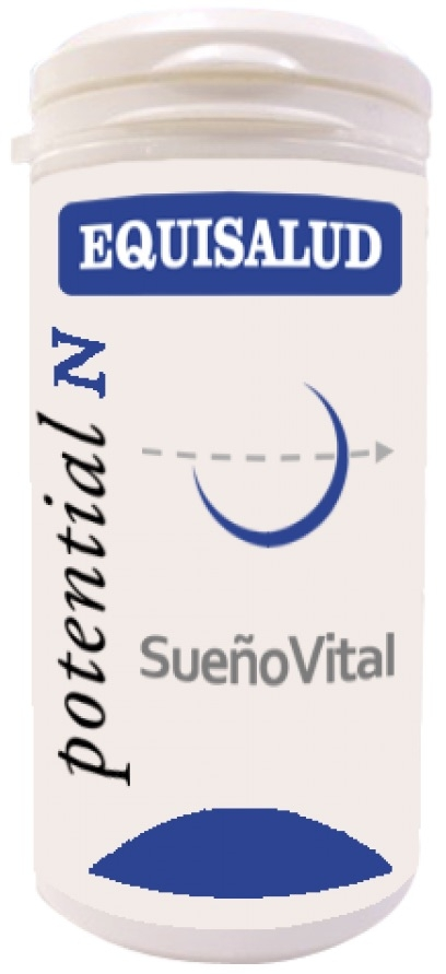 Equisalud SueñoVital 60 cápsulas