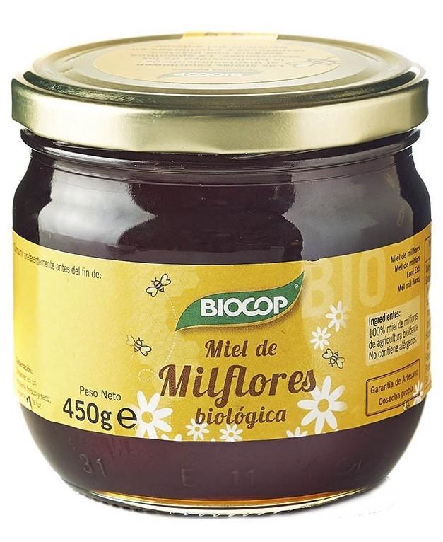 Biocop Miel de Milflores Bio 450gr