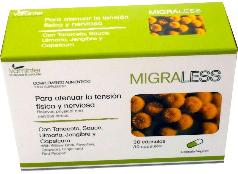 Vaminter Migraless 30 cápsulas