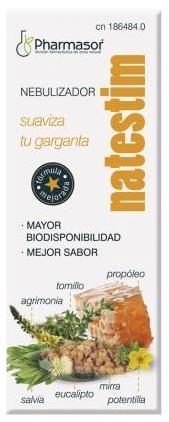 Pharmasor Natestim Nebulizador 30ml