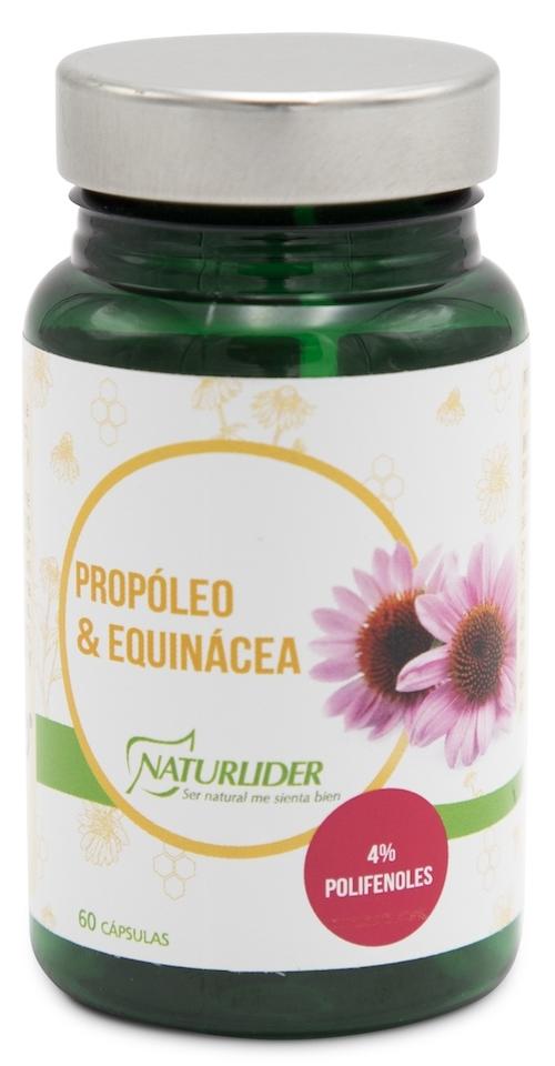Naturlider Propoleo - Equinacea 60 cápsulas