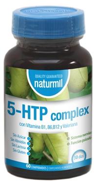 Naturmil 5-HTP Complex 100mg 60 comprimidos