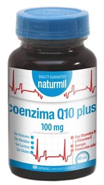 Naturmil CO-ENZIMA Q10 100mg 60 cápsulas