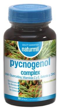 Naturmil Pycnogenol Complex 30mg 30 cápsulas