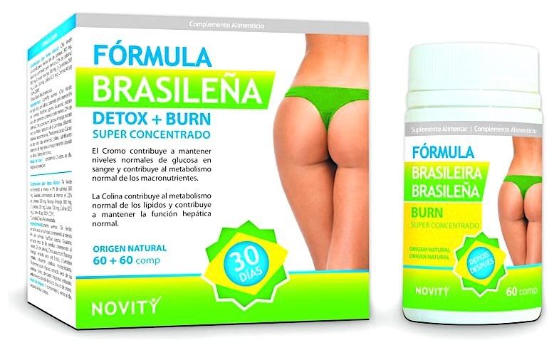 Novity Formula Brasileira 60+60 comprimidos
