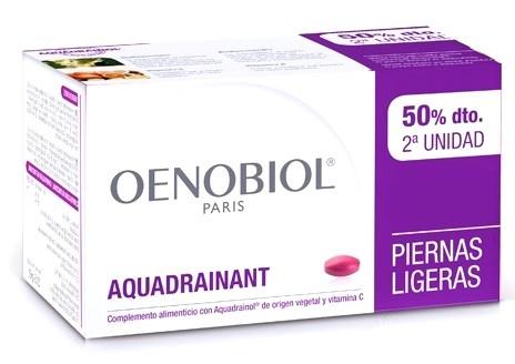 Oenobiol Duplo Aquadrainant Plus 90 cápsulas