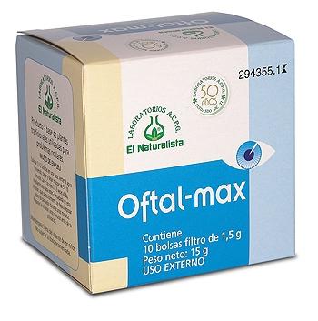 El Naturalista Oftalmax Infusión 10 bolsitas
