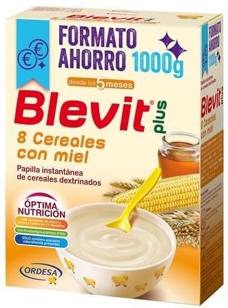 Ordesa Blevit Plus 8 Cereales con Miel 1000gr
