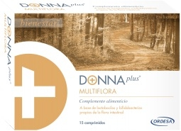 Ordesa Donna Plus Multiflora 15 comprimidos