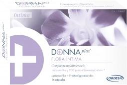 Ordesa DONNAplus Flora Íntima 14 cápsulas