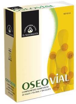 El Naturalista Oseovial 20 viales