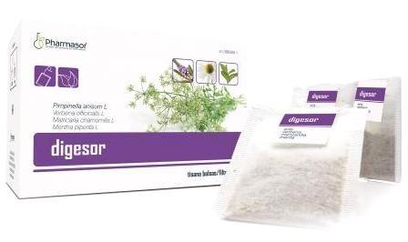 Pharmasor Infusión Digesor 20 bolsas