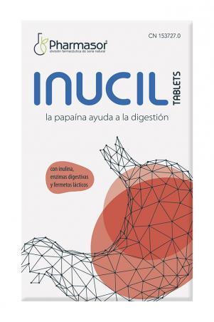 Pharmasor Inucil Tablets 30 comprimidos