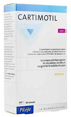 Pileje Cartimotil Forte 30 comprimidos