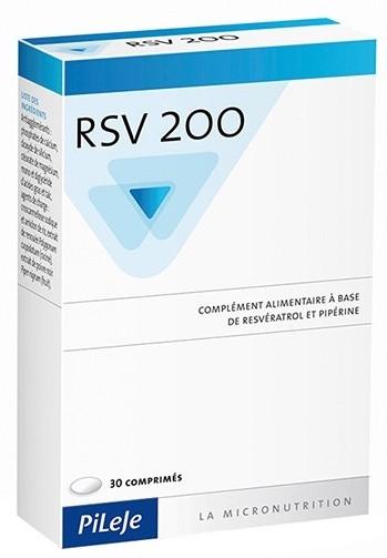 Pileje RSV 200 30 comprimidos