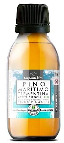 Terpenic EVO Pino Maritimo Trementina aceite Esencial Bio 100ml