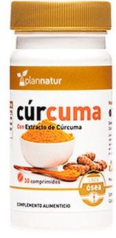 Plannatur Cúrcuma 95% 30 comprimidos