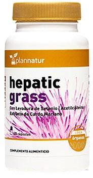 Plannatur Hepatic Gras 60 cápsulas vegetales